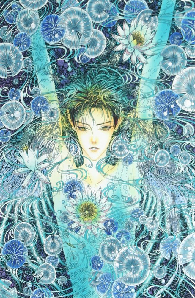 笠井あゆみ羽毛の夢が激安卸価格で販売中絵画版画の販売と買取